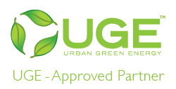 Urban Green Energy (UGE) Approved Partner